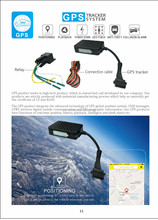 High Quality GPS tracker Car GSM GPRS GPS Tracking Device