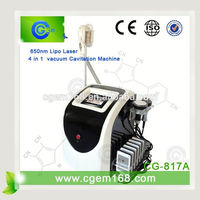 CG-817A weight loss plan / ultrasound therapy machine / latest liposuction procedures