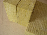 Reduce the Heat Transmission Acoustic Fire-proof Rockwool for Building House