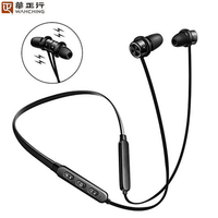 Bluetooth Neckband Wireless Stereo Headphones