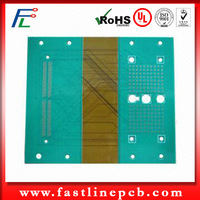 6 layers custom Rigid flexible PCB with Fast supply ,circuit board