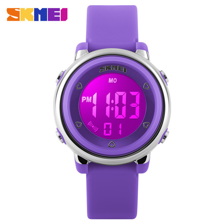 latest original design jelly sport watch colorful popular digital waterproof watch