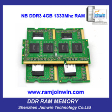 buy bulk electronics original chip ram ddr3 pc10600 1333 4gb
