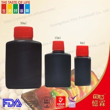 Hot sale premium low salt 15ml mini portable light soy sauce
