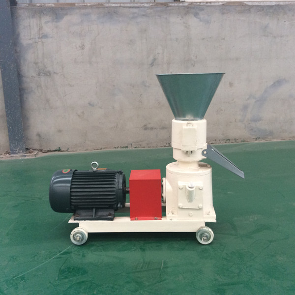 Portable Feed Mill : Feed processing machinery pellet mill portable small