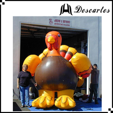America 4.5M Oxford Inflatable Replica Turkey Models For Thanksgiving Day