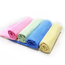 high quality PVA sponge cleaning cloth for pet super absorption