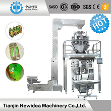 Factory ND-K420 sunflower seeds,potato chips packing machine