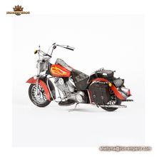 Decoration motorcycle metal craft OEM customized mini scale model motorcycles