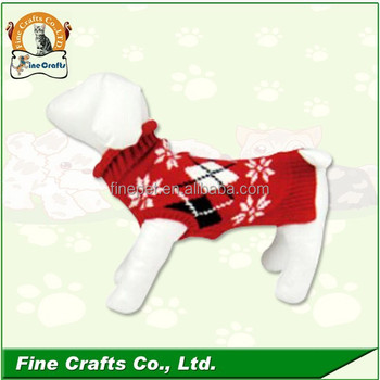 2015 New design cheap pet products / pet accessory of Pet sweater