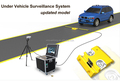 Under Vehicle inspection system, Car Surveillance System with CAMERA
