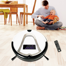 Robot Vacuum Cleaner Home Robotic Sweeper Good Quality Household Cleaning Products for Sale
