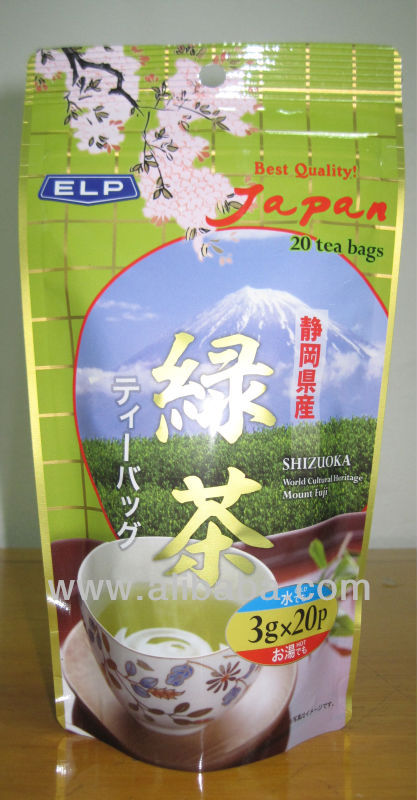 Best Quality Japan Green Tea ( Tea Bag )