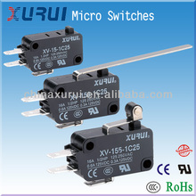 15A mini touch Micro Switch with UL