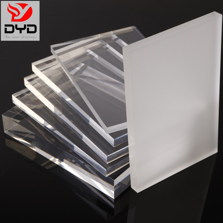 100% virgin material PMMA acrylic transparent sheet suppliers