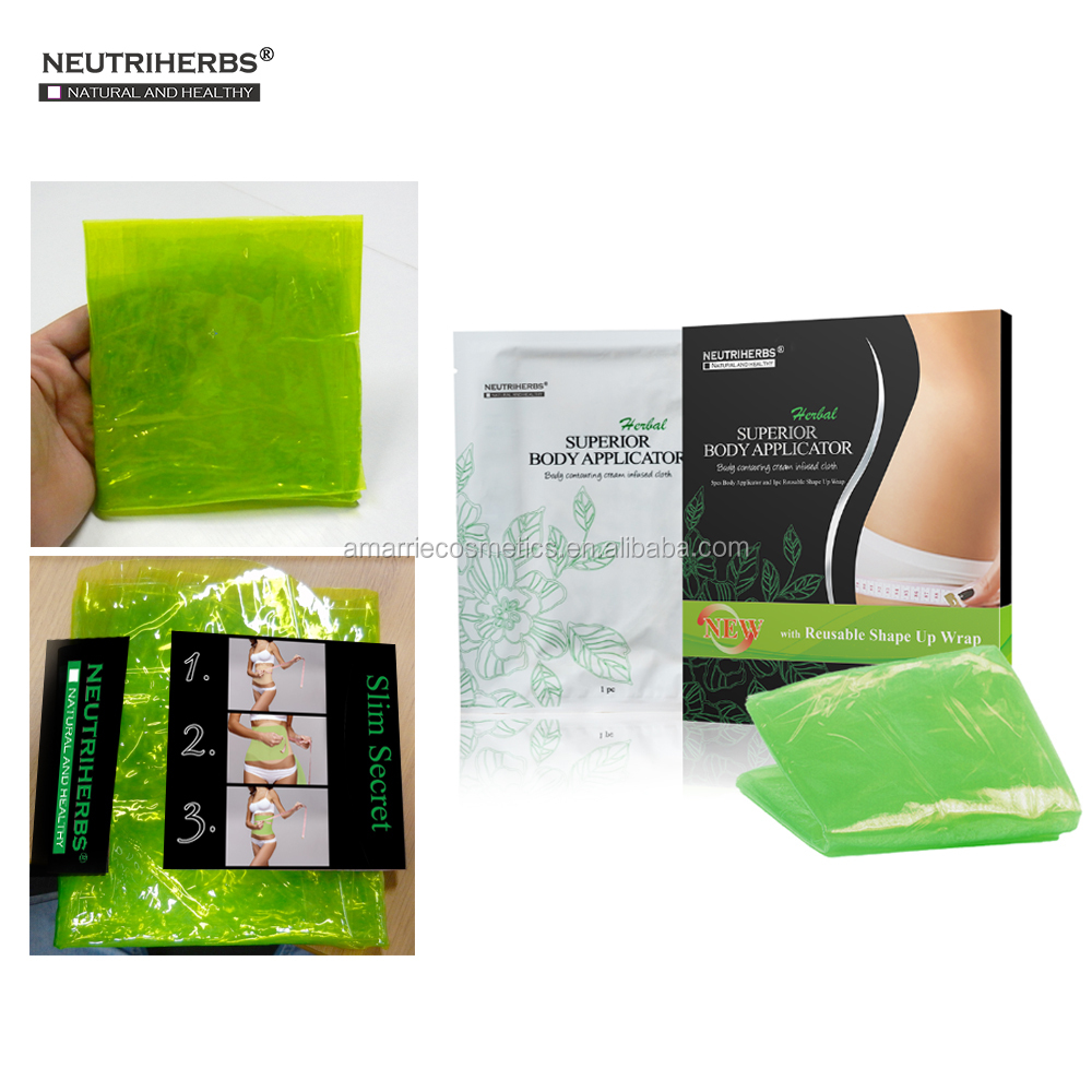 New Direcrtion Weightloss Wrap with Shape up Wrap with New Packaging <strong>Natural</strong> Slimming Product