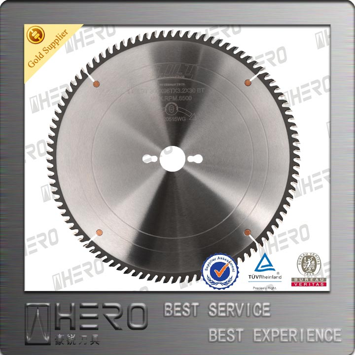 Wood cutting tools Power tools circular saw blade for particle board/MDF