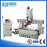 China Good Character 4AXIS 1325 4D 3D Sign Making Machine