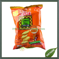 Snack Crisps Printed Plastic Bags Snack