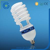 zhejiang factory 40W 50W 70W 90W 110W 120W Half spiral Energy Saving Lamp