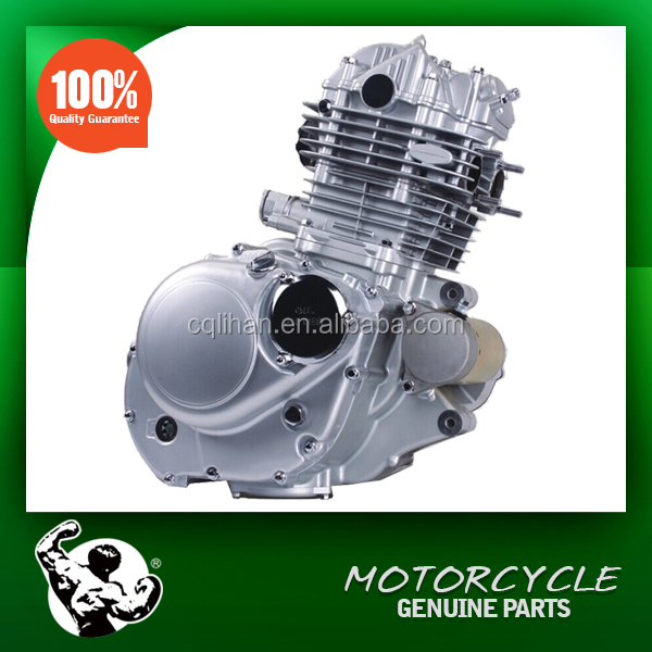 Loncin air cooled GN300 300cc atv engine with built in reverse gear