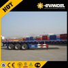 40t Semi Truck Trailer Dropside Sidewall