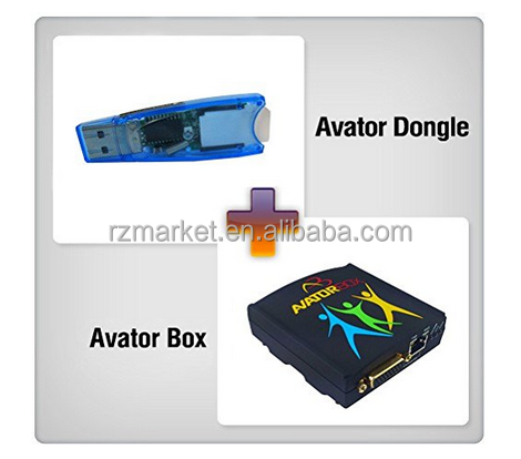 Avator Box with Avator Dongle for all mobile phone