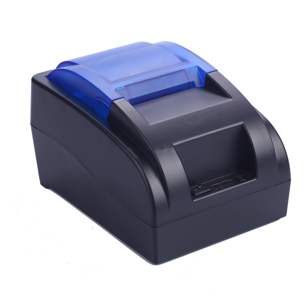 58mm Thermal Receipt Printer Ticket POS 58 Thermal Printer USB Interface