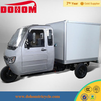 3 wheel 250cc food transport container