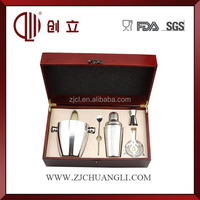 Stainless steel wine accessory
