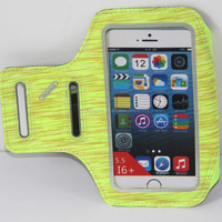 Nylon running armbelt phone bag for iphone 4/4s/5/5s/6/6s/7,for samsung note
