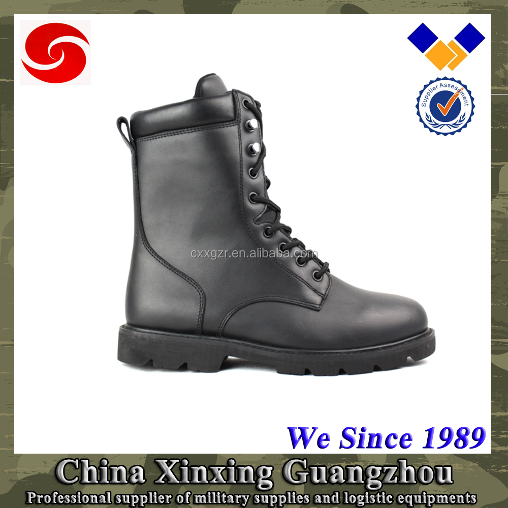 2016 Delta shoes Cheap price black Tactical boots in india