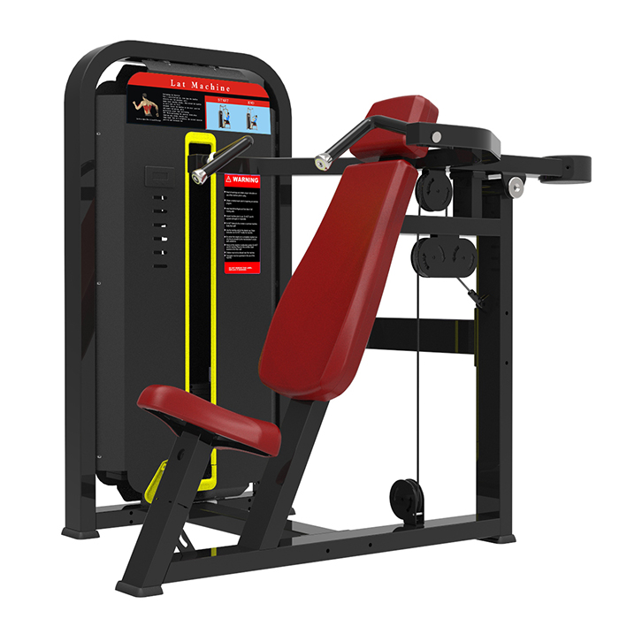 CE proved gym equipment Commercial <strong>fitness</strong> JG-S6726 Shoulder Press