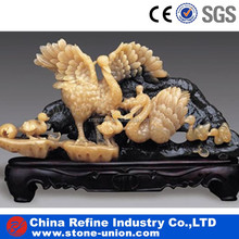 Top quality onyx home decorated statue
