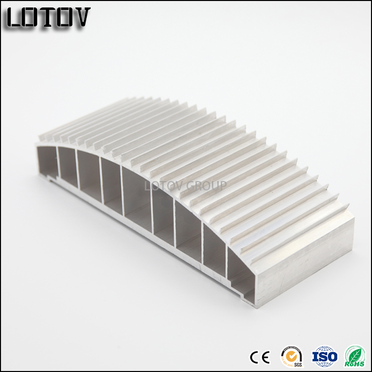 China Manufacturer Extruded Aluminium Heatsinks 50w Led Cob Heatsinks