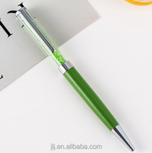 China Manufacturers Promotional Metal Ball Pen Diamond Crystal Ball Pen for Gift