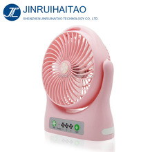 factory price 10inch rechargable handy fan with CE,rohs certisfication