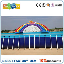 inflatable swimming pool Large PVC/TPU Inflatable Swimming Pool