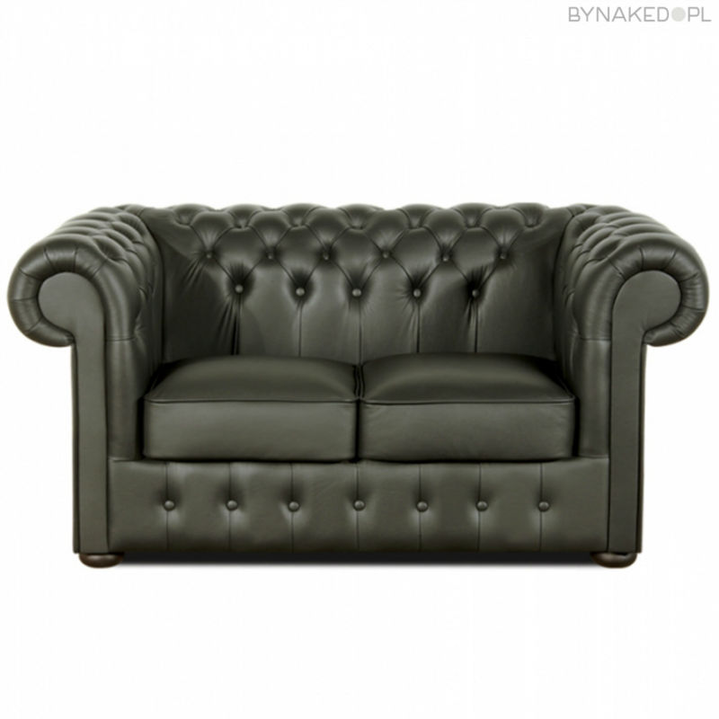 Chesterfield Double Sofa