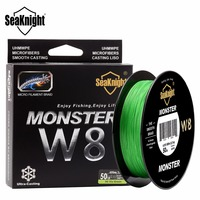 Monster seaknight 500m 8 Weaves fishing Line 8 strands PE braided fishing line