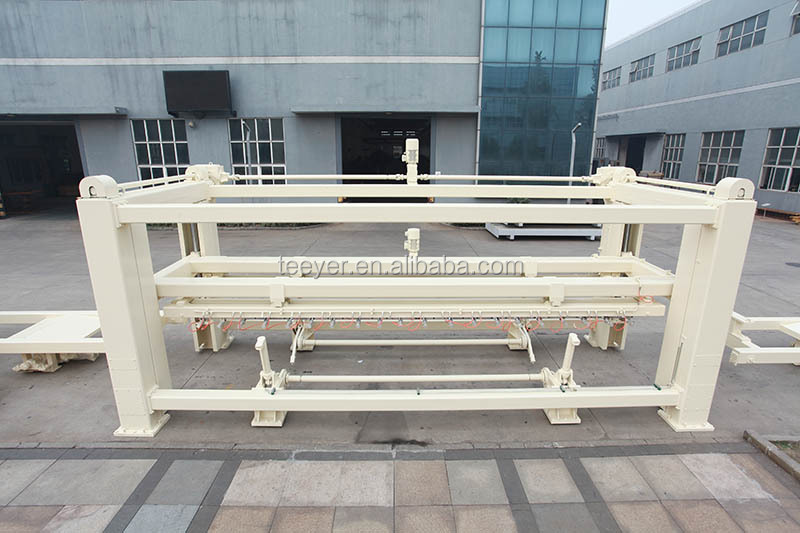 lightweight concrete brick/block making machine