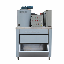 High efficiency 0.5T commercial small flake ice machine small ice plant flake ice maker