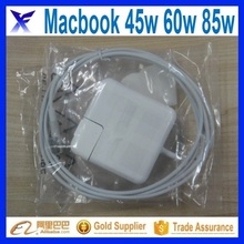 Genuine laptop adapter for Apple MacBook 85W, 18.5V 4.6A charger for Magsafe1, 5 pin magnet L tip