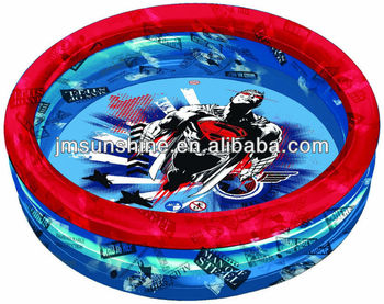 superman inflatable swim pool for kids