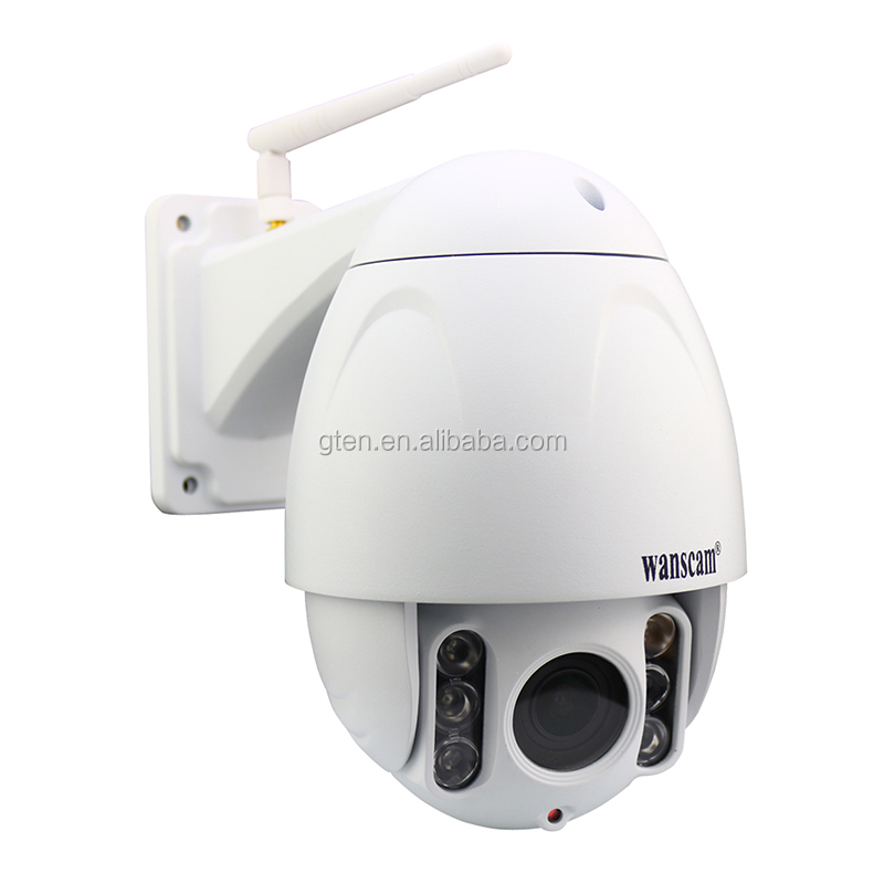 Best selling ptz indoor/outdoor cctv full hd 1080p 2megapixel ip security camera onvif with 5 times optical zoom