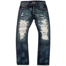 Hotsales OEM Selvedge denim latest brand name destroyed jeans pants mens high quality 179