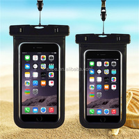 Hot selling Cheap PVC Waterproof cellphone Bag for iphone