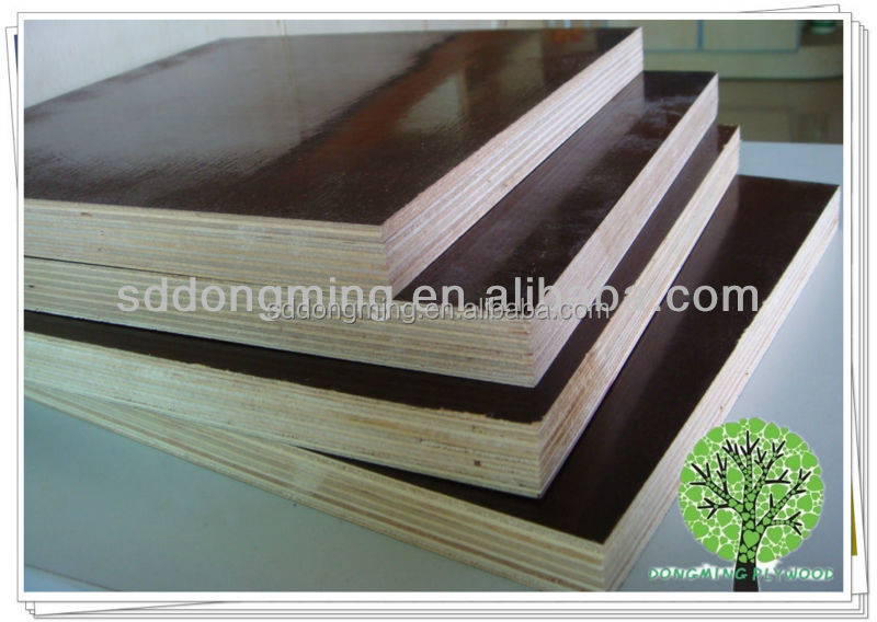 Wood Concrete Form Panel/plywood