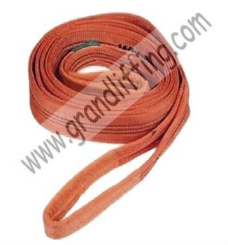 5T polyester webbing sling