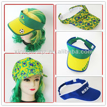 supply world cup caps and hats for promotion and football fans